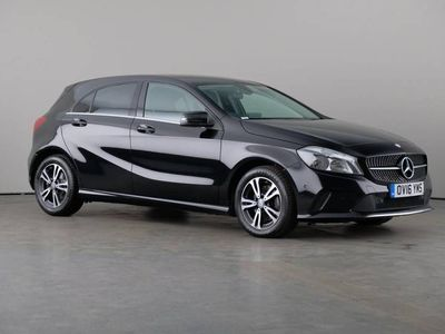 used Mercedes A200 A-Klasse2.1 SE Executive Auto Nav 5dr