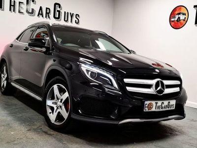 used Mercedes GLA200 Gla-Class 2.1D AMG LINE PREMIUM 5d 134 BHP 0% DEPOSIT FINANCE AVAILABLE!