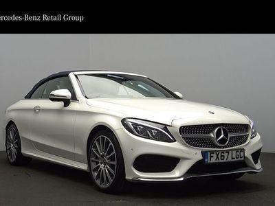 used Mercedes C300 C-ClassAMG Line Premium Plus 2dr Auto