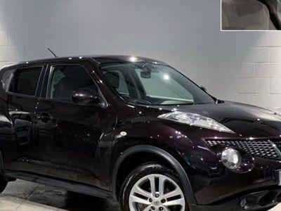 used Nissan Juke PETROL MANUAL HATCHBACK 5 DOORS