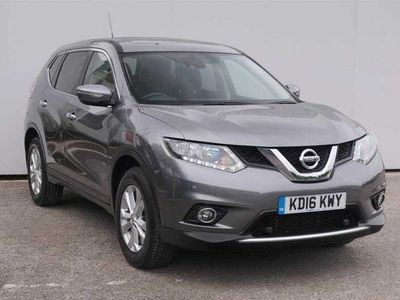 used Nissan X-Trail 1.6 dCi Acenta 5dr Xtronic
