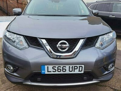 used Nissan X-Trail 1.6 dCi n-tec (s/s) 5dr