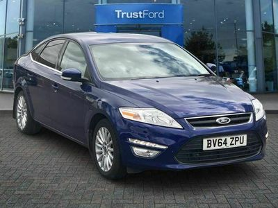 used Ford Mondeo 1.5 EcoBoost Zetec 5dr [Nav] Manual
