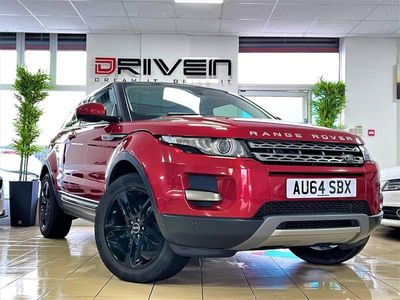 used Land Rover Range Rover evoque 2.2 SD4 Pure 3dr [Tech Pack]