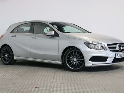 used Mercedes A200 A Class 1.6AMG Sport 7G-DCT 5dr