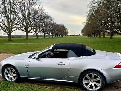 used Jaguar XK 4.2 V8 2dr Auto, LHD LEFT HAND DRIVE