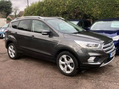 used Ford Kuga 1.5 ST-LINE X 5d 150 BHP WITH SERVICE HISTORY
