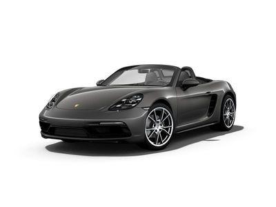 used Porsche 718 Boxster