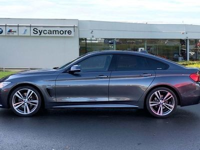 used BMW 428 4-Series Gran Coupe i M Sport (Professional Media) 5d