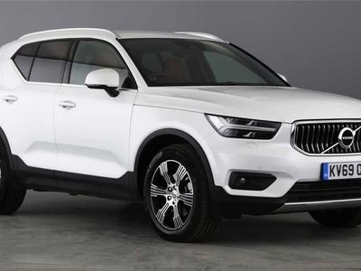 used Volvo XC40 D3 AWD Inscription Automatic