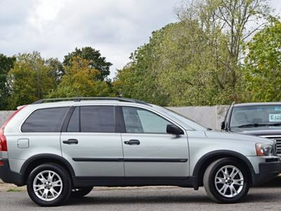 used Volvo XC90 2.4 D5 SE 5dr Geartronic