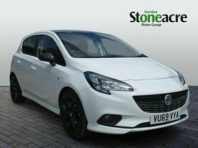used Vauxhall Corsa 1.4i SRi VX Line Nav Black (s/s) 5dr