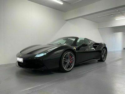 used Ferrari 488 3.9 SPIDER 2d 660 BHP