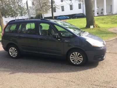 used Citroën Grand C4 Picasso 1.6 HDi 16v VTR+ EGS 5dr