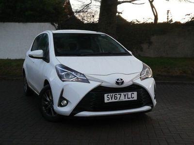 used Toyota Yaris 1.5 VVT-i Icon 5dr