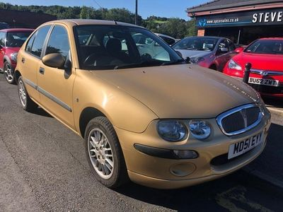 used Rover 25 IMPRESSION 2