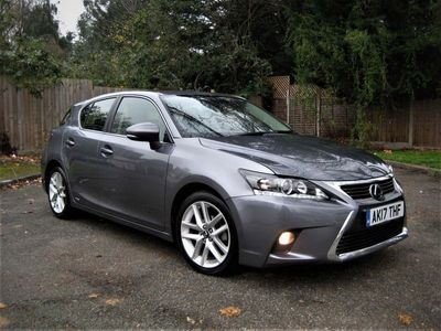 used Lexus CT200h 1.8 200h Executive Edition CVT (s/s) 5dr