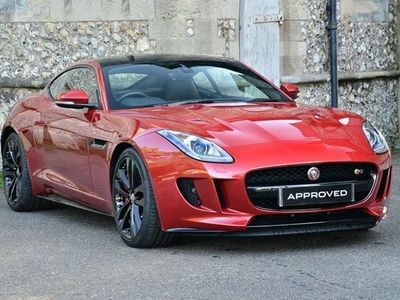 used Jaguar F-Type 3.0 Supercharged V6 S 2Dr Auto Awd