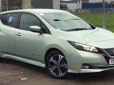 used Nissan Leaf 110kW 2.Zero 40kWh 5dr Auto