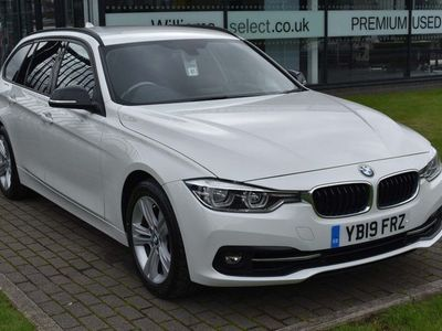 used BMW 318 3 Series 1.5 i Sport Touring Auto (s/s) 5dr
