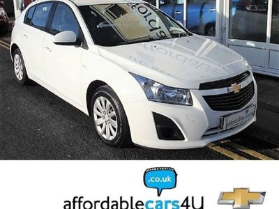 used Chevrolet Cruze 1.6 LS 5dr hatchback**LOW MILEAGE**SERVICE HISTORY**AIR CON**GREAT VALUE**