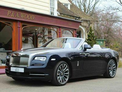used Rolls Royce Dawn 6.6 V12 Auto 2dr (4 seat)