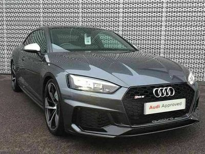 used Audi RS5 Coupé Coup- 2.9 TFSI quattro 450 PS tiptronic