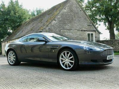 used Aston Martin DB9 V12 Touchtronic Auto 2-Door