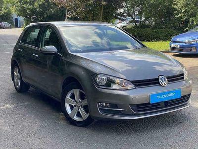 used VW Golf 1.4 TSI Match 122PS 5Dr