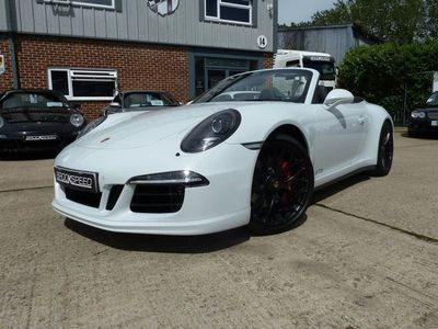used Porsche 911 Carrera GTS 911 2015 PDK Convertible 2015