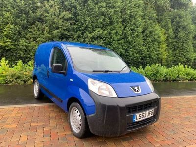 used Peugeot Bipper 1.3 HDi 75 S [non Start/Stop], 2013 (63)