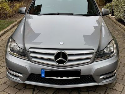 used Mercedes C250 C Class 2.1CDI AMG Sport 7G-Tronic Plus 4dr