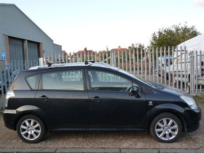 used Toyota Corolla Verso 2.0 D-4D T Spirit 5dr