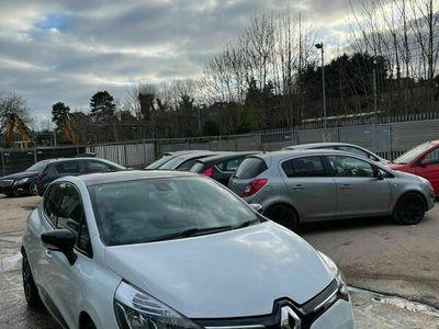 used Renault Clio 1.2 16v Dynamique Nav (s/s) 5dr