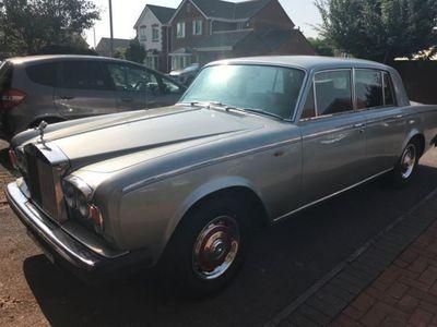 used Rolls Royce Silver Shadow -