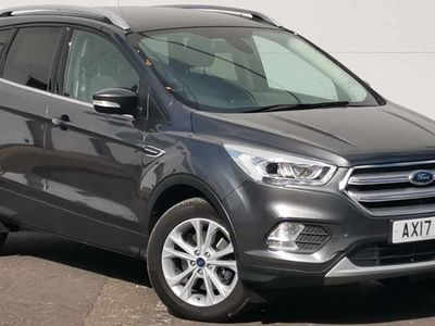 used Ford Kuga 2.0 TDCi Titanium 5dr 2WD