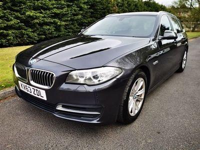 used BMW 520  5 Series 2.0 D SE TOURING 5d 181 BHP 5-Door