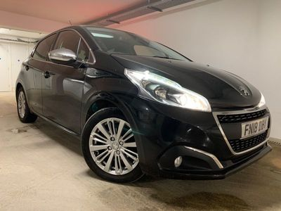 used Peugeot 208 1.6 BlueHDi Allure (s/s) 5dr