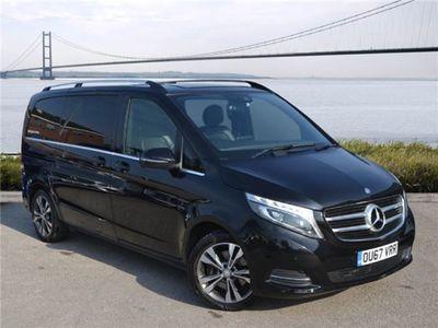 used Mercedes V250 V Classd AVANTGARDE Compact 5-Door