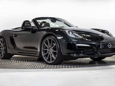 used Porsche Boxster 3.4 S 2dr PDK