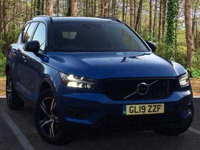 used Volvo XC40 T3 R-Design Auto + Keyless, Winter Pack, Power Tailgate