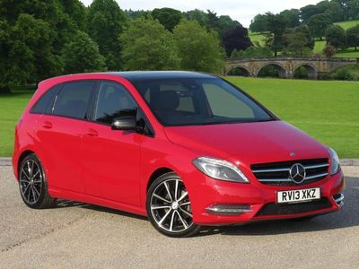 used Mercedes B200 B-ClassCDI BlueEFFICIENCY Sport 5dr Auto