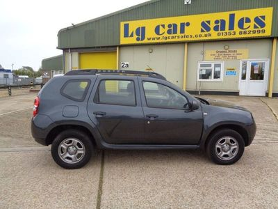 used Dacia Duster 1.6 AMBIANCE SCE 5d 114 BHP