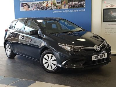 used Toyota Auris 1.33 Vvti Active 5Dr