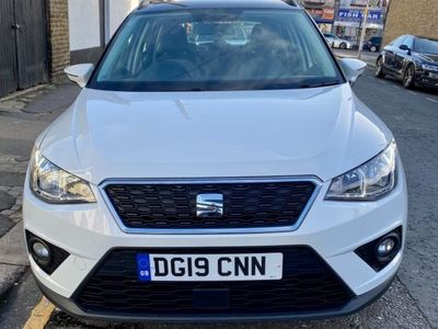 used Seat Arona 1.6 TDI SE Technology Lux (s/s) 5dr