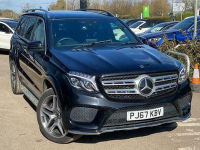 used Mercedes GLS350 Gls Diesel Estate4Matic AMG Line 5dr 9G-Tronic 3.0