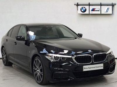 used BMW 540 5 SERIES 2020 Leeds i xDrive M Sport 4dr Auto
