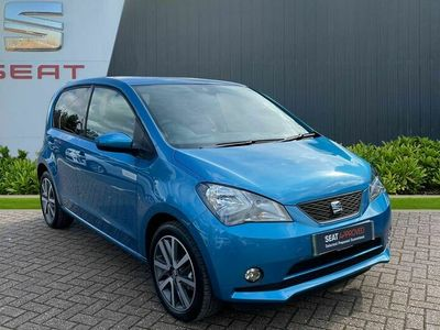 used Seat Mii electric Electric 1-speed auto