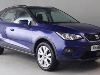 used Seat Arona 1.0 TSI (115 BHP) SE TECHNOLOGY DSG hatchback