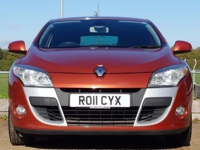 used Renault Mégane Megane 2011DYNAMIQUE TOMTOM DCI ECO Coupe 2011